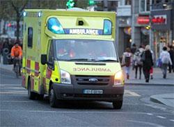 Serviciile medicale în Irlanda