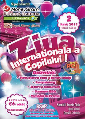 Ziua Internaţională a Copilului 2013