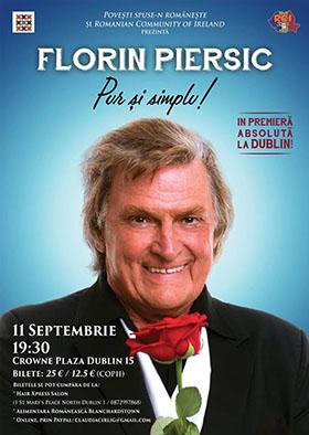 Spectacol Florin Piersic - 11 septembrie 2014