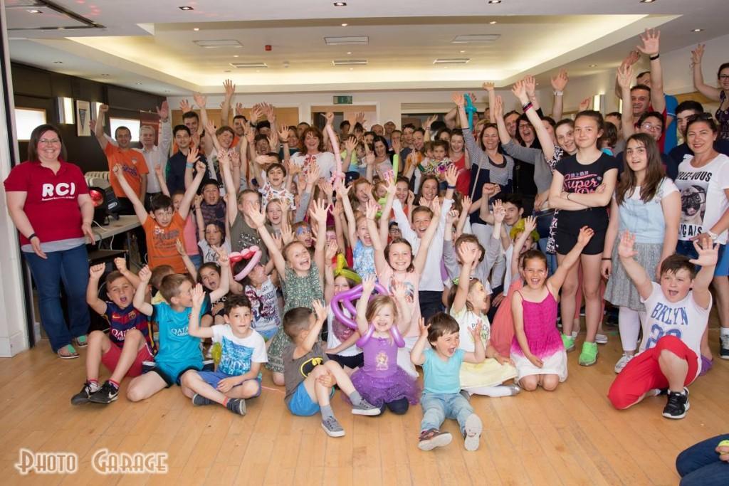 Zilele Românilor din Irlanda 2016 - Ziua Internațională a Copilului