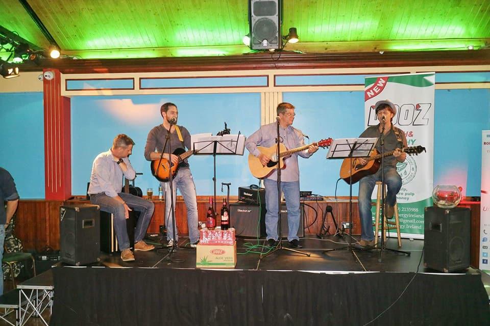 Licuricii - Fireflyes, Lansare trupa de folk, 9 septembrie 2017