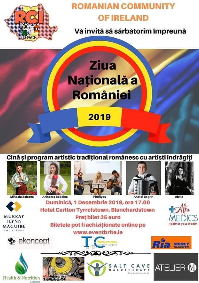 Ziua Națională a României, 1 Decembrie 2019