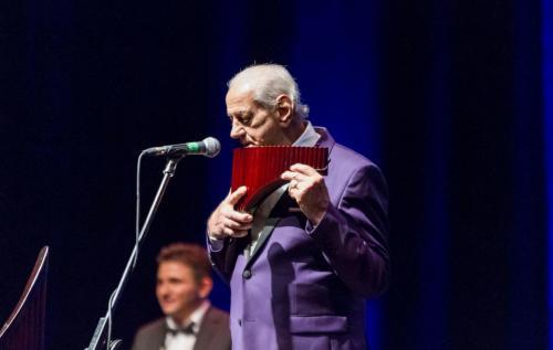 Gheorghe Zamfir Concert - Fotograf Lucian Tatulescu, iunie 2018