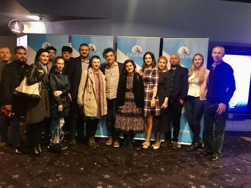 Festival Internațional de Film de Scurtmetraj, 2019