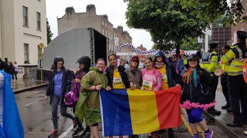 Women's Mini Marathon, iunie 2017