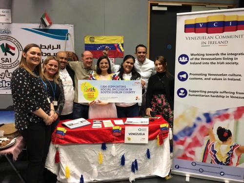 South Dublin Migrant Integration Forum, noiembrie 2018