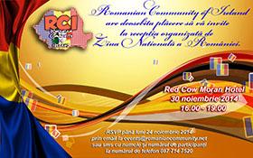 Ziua Naţională a României - 30 noiembrie 2014