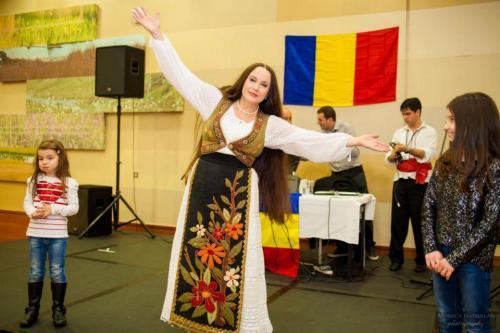 Spectacol Maria Dragomiroiu, 2012