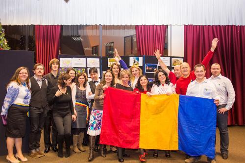 Ziua Națională a României, decembrie 2013
