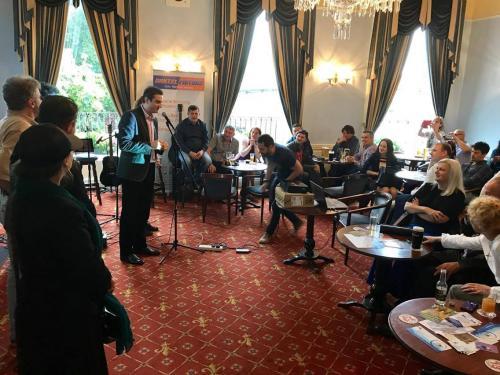 Zilele Românilor din Irlanda - Seara folk, 27-28 Mai 2017