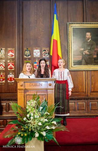 Ziua Națională - Ambasada României, 2014